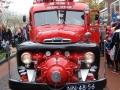 Oude brandweerauto