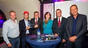 Hoornstra wint Ondernemingsprijs