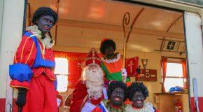 De Sinterklaas Express van de STAR rijdt weer in Stadskanaal