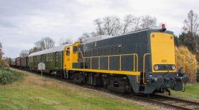 Stamppotritten: Winterse kost in de trein