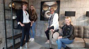 Kunstwerken van Marion Nap in woonwinkel Vinqz Interio